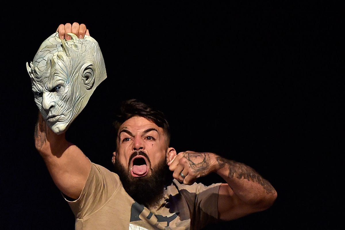MMA: UFC Fight Night-Miami-Weigh Ins