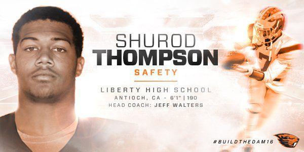 Shurod Thompson