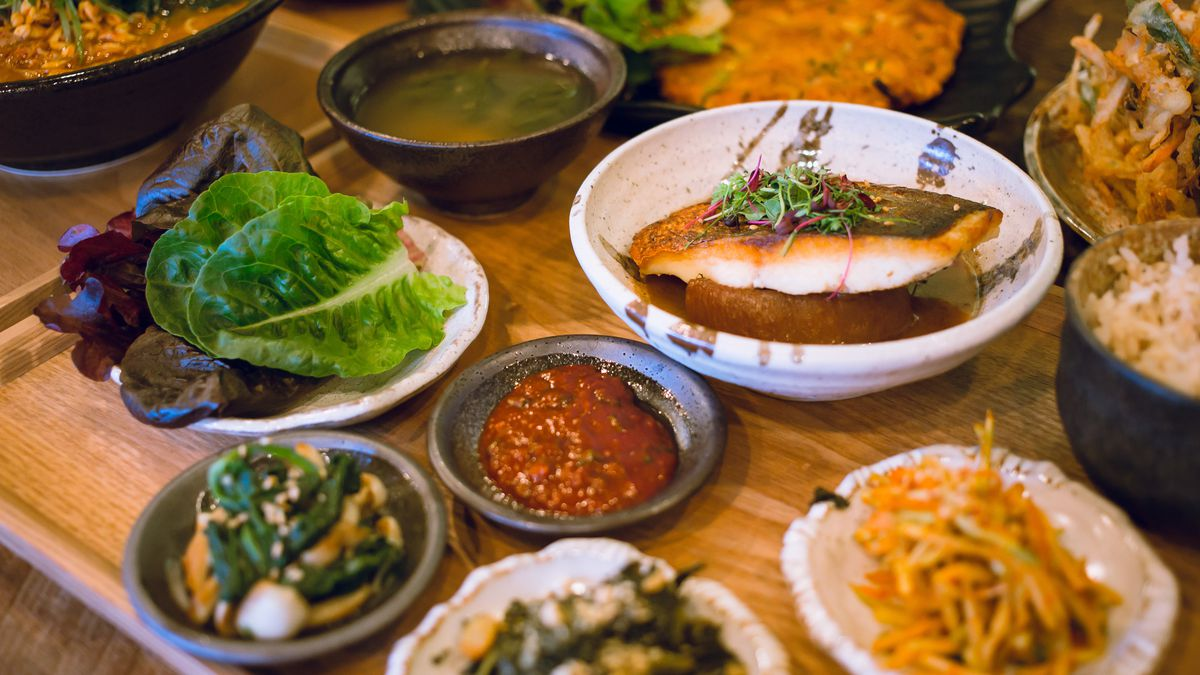 Cooking Like a Korean Grandmother in Brooklyn - Eater NY