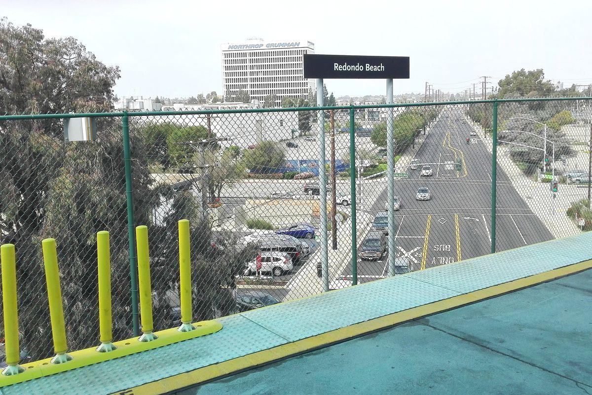 Redondo Beach station