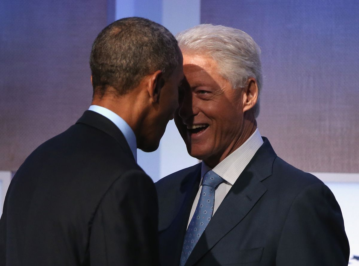 President Obama Speaks At The Annual Clinton Global Initiative