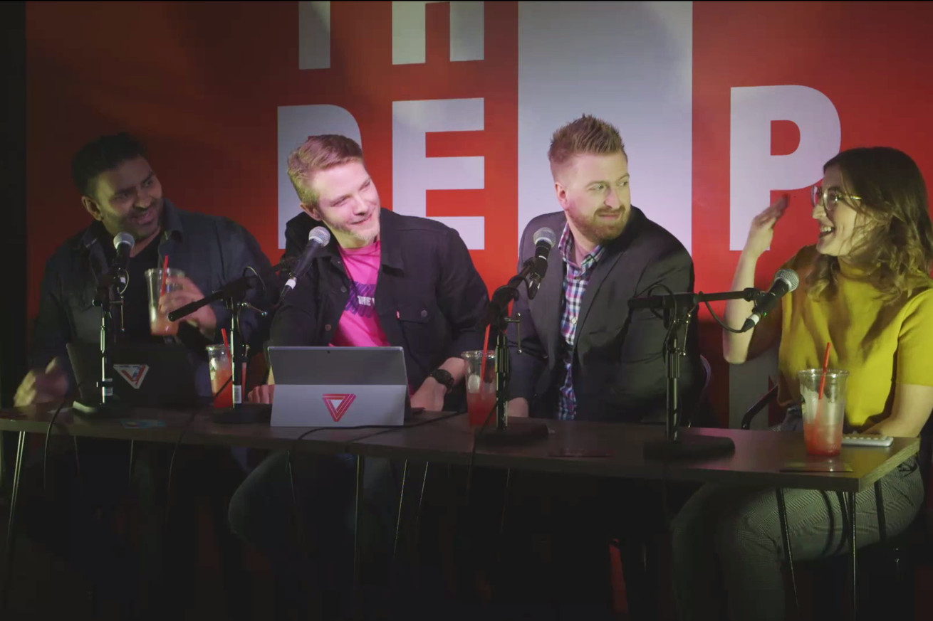 the vergecast live at sxsw 2018 podcast edition