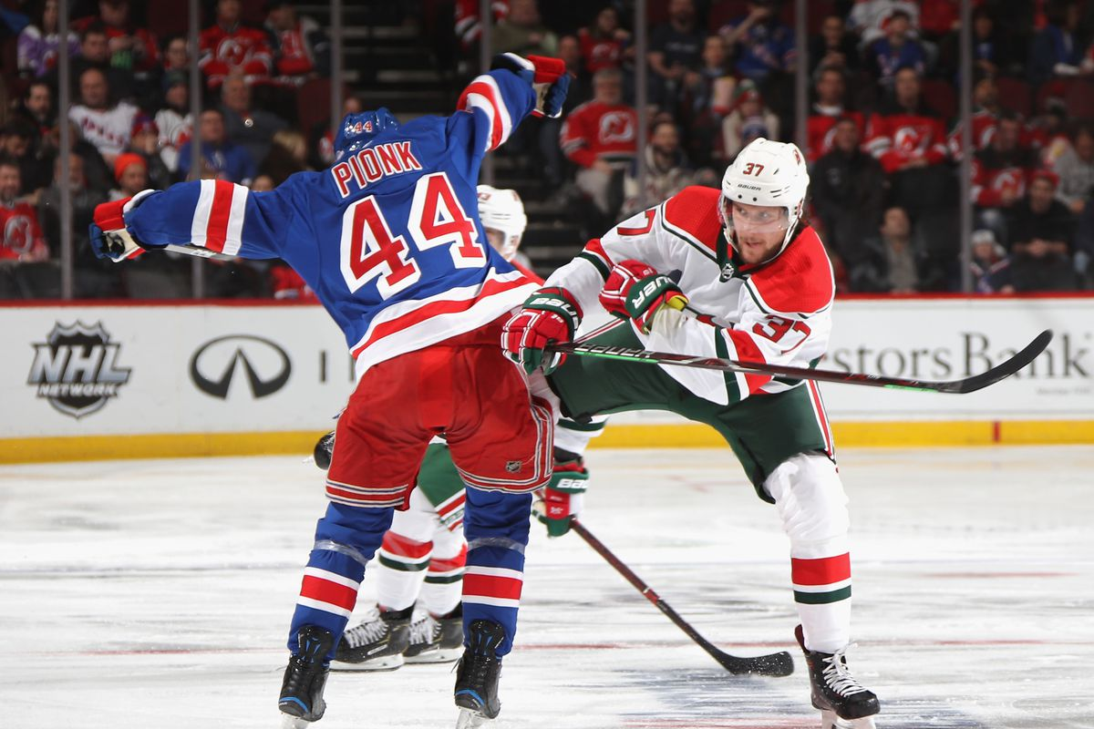 hot sale online 085bd 440c5 What Is Jeff Gorton's Plan, And How Can A Kevin Hayes Trade ...