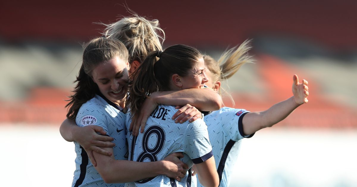 Chelsea finish the job against Atlético to move into quarterfinals of Women's Champions League - We Ain't Got No History