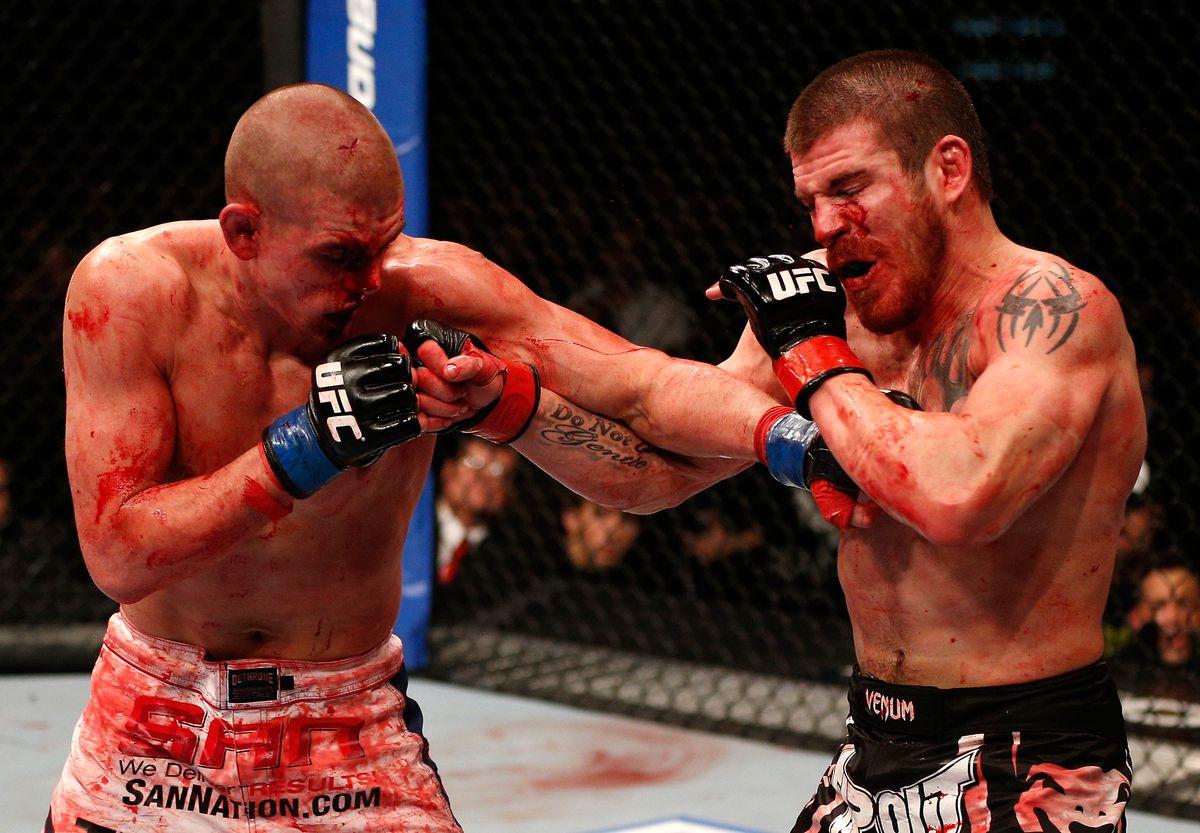 UFC 155: Miller v Lauzon