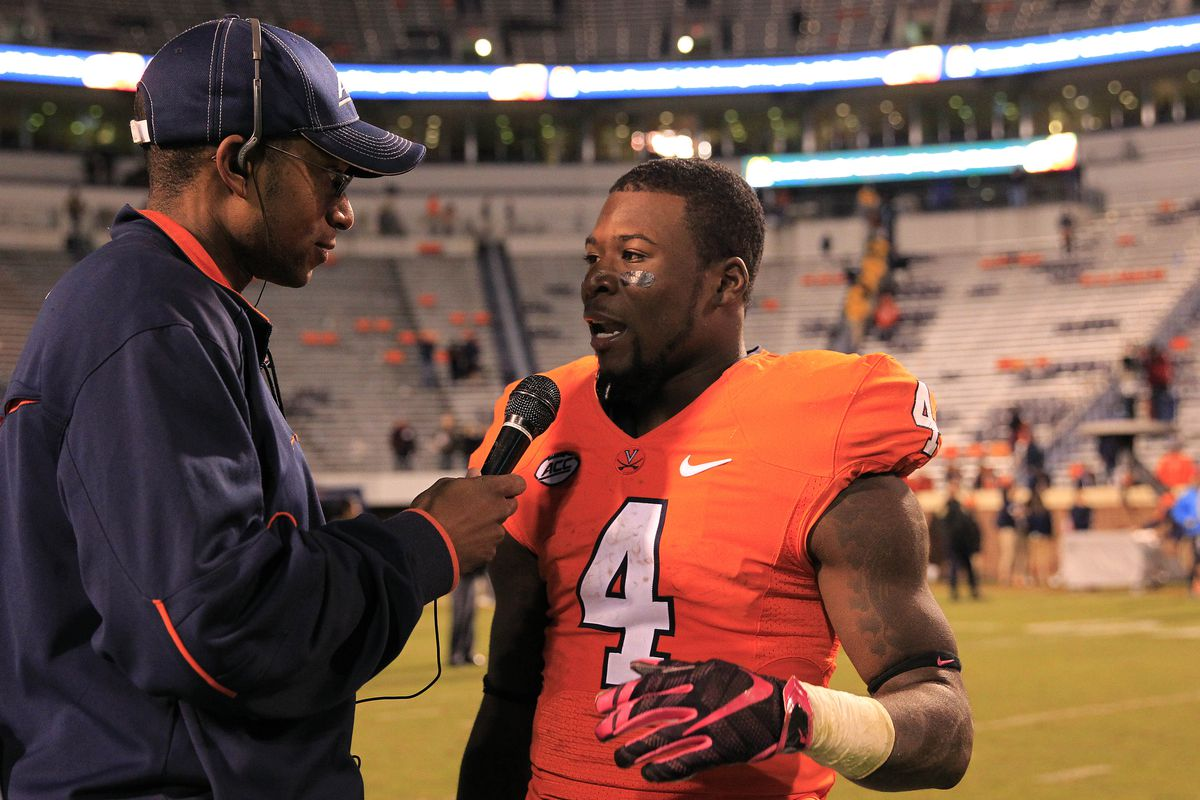 The Hoos are going to need a big game from Smoke if they can hang with UNC's potent offense.
