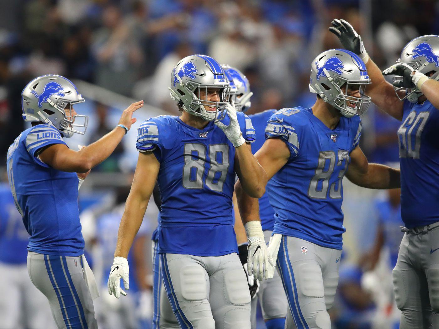 Fixing the Detroit Lions uniforms - Pride Of Detroit
