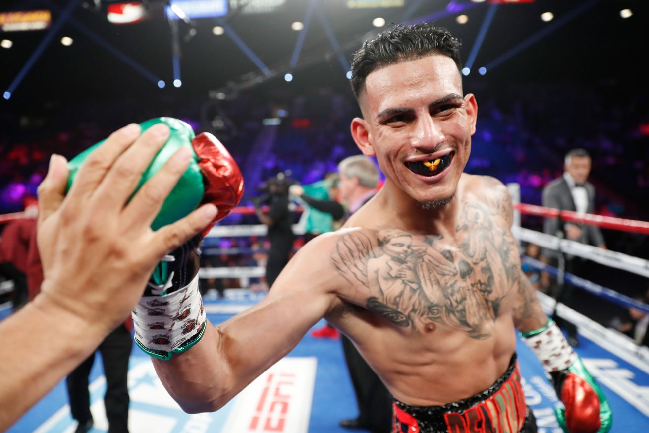 Benavidez, Collazo agree to terms for summer fight