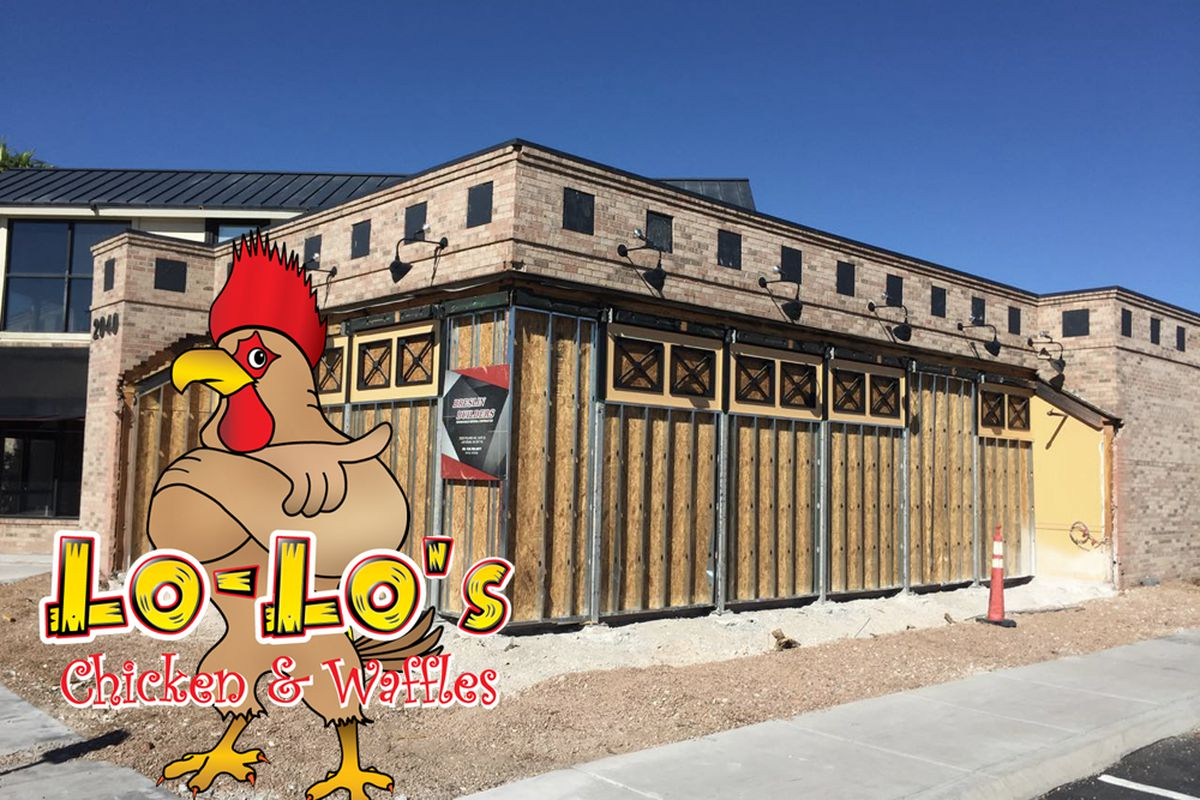 8c2af07e4ba2 Lo-Lo s Chicken   Waffles Now on Target for January - Eater Vegas