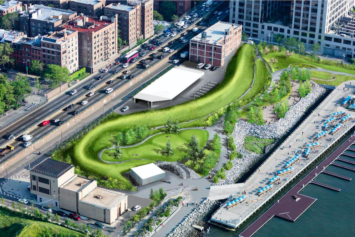 Brooklyn Bridge Parks Pier 5 Uplands Revealed In New