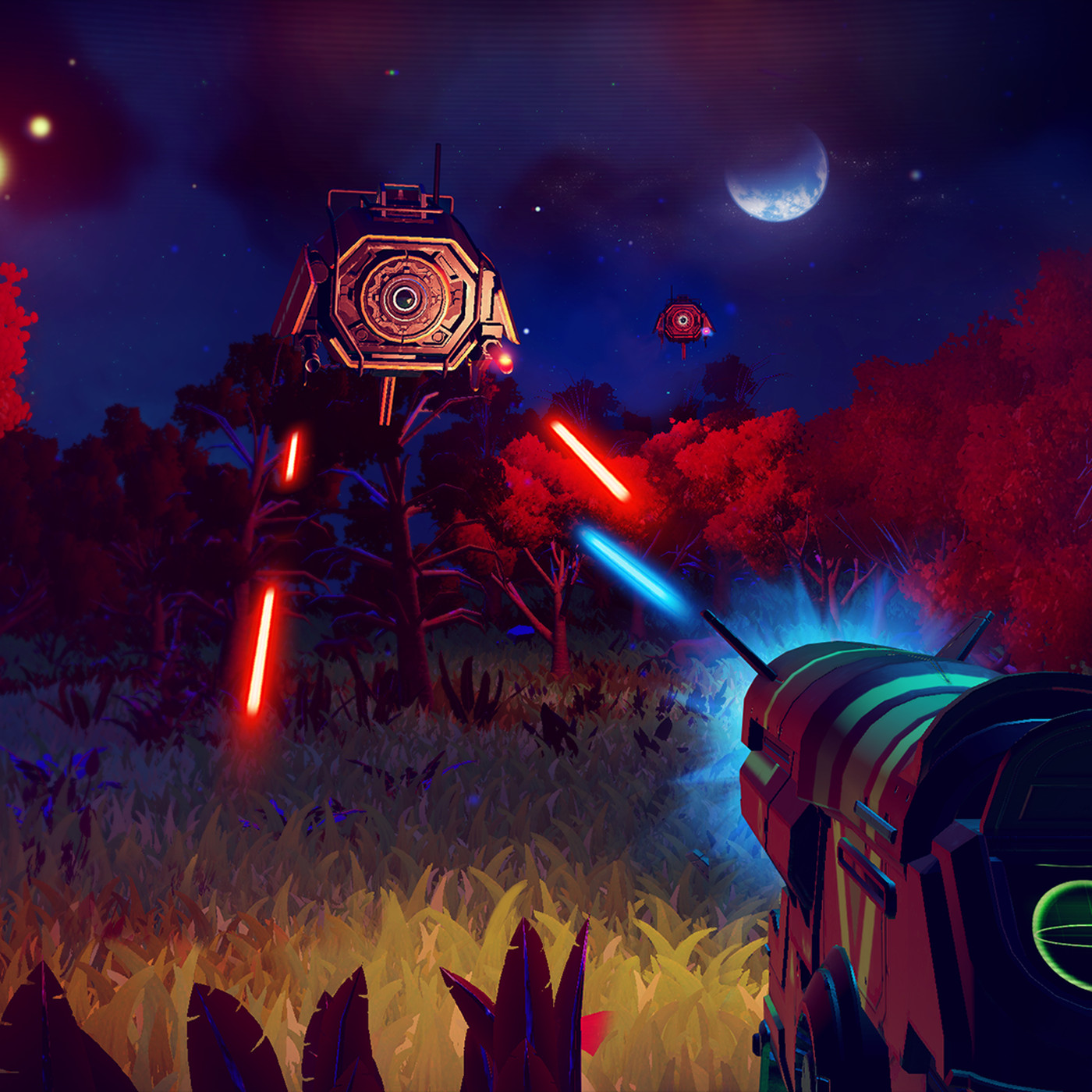 No Man's Sky: Music for an Infinite Universe is the perfect