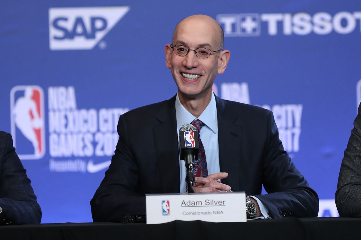 NBA Wants A Cut Of Betting On It's Games