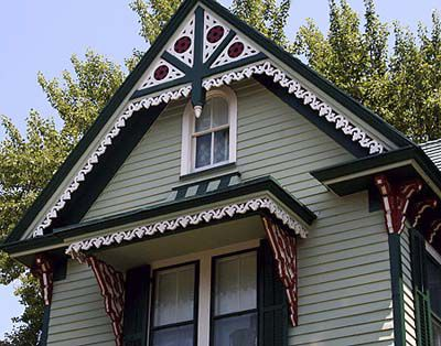 Gingerbread Trim This Old House