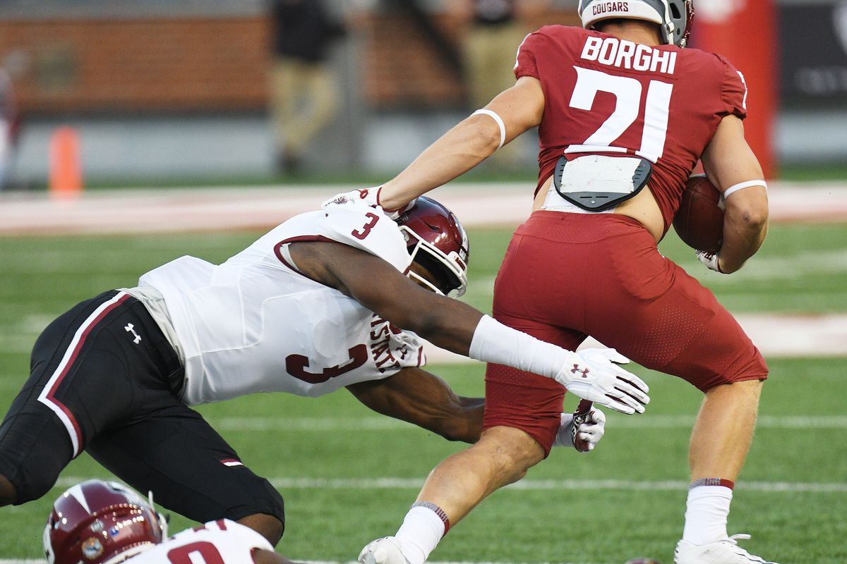 COLLEGE FOOTBALL: AUG 31 New Mexico State at Washington State