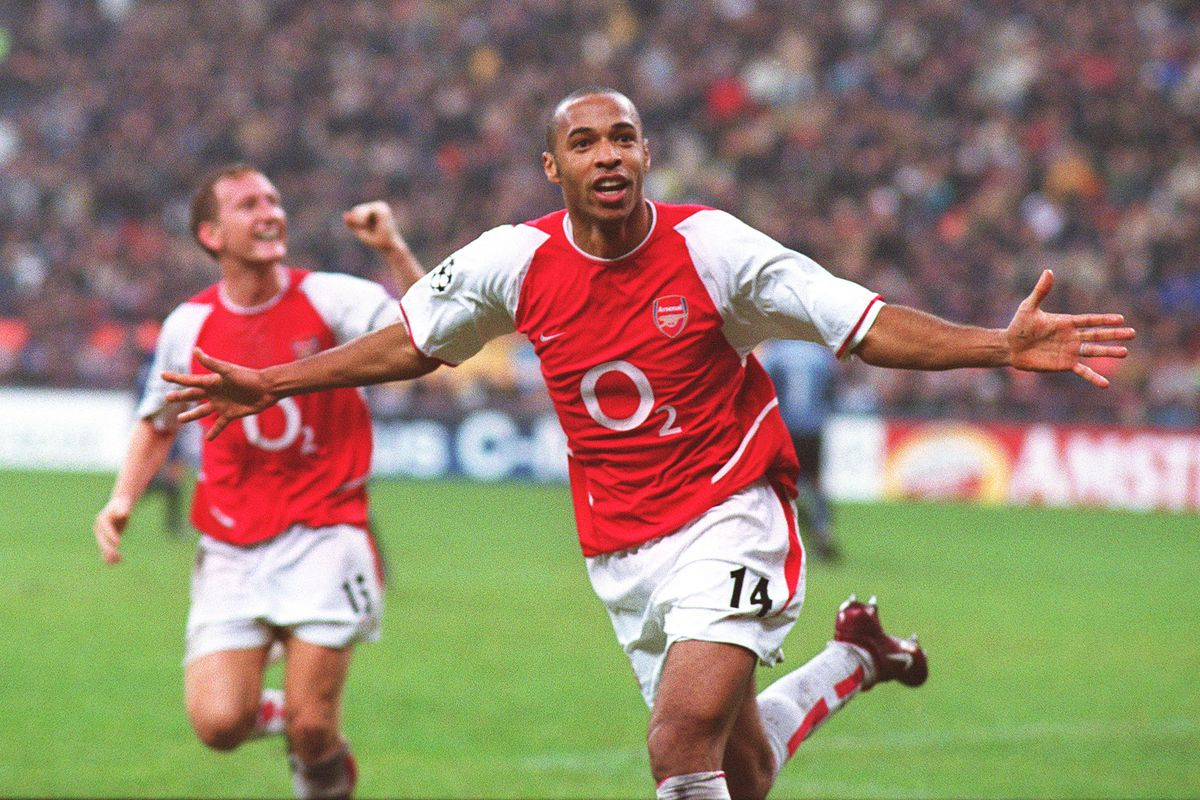The Best Arsenal Strikers in History 5