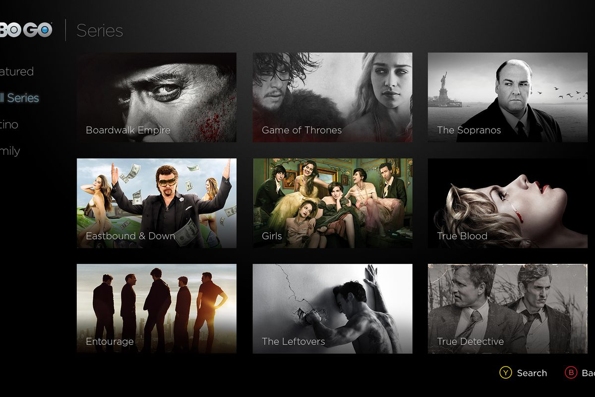 HBO Go now available on Xbox One (update) - Polygon