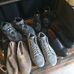Men's shoes, $100