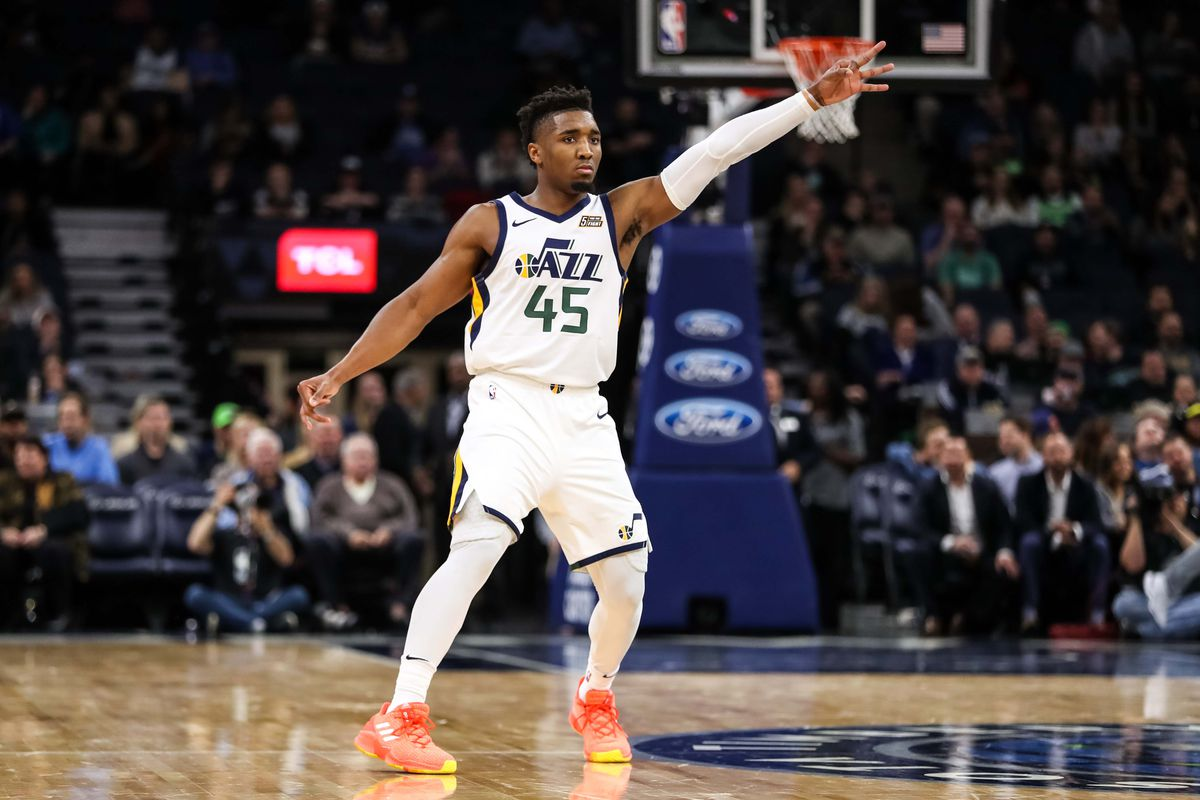 2631ca27acec Can the Jazz win without Donovan Mitchell  - SLC Dunk