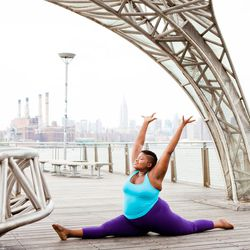 Nonstereotypical Yoga Instructor Embraces All Types In Every Body Yoga Deseret News