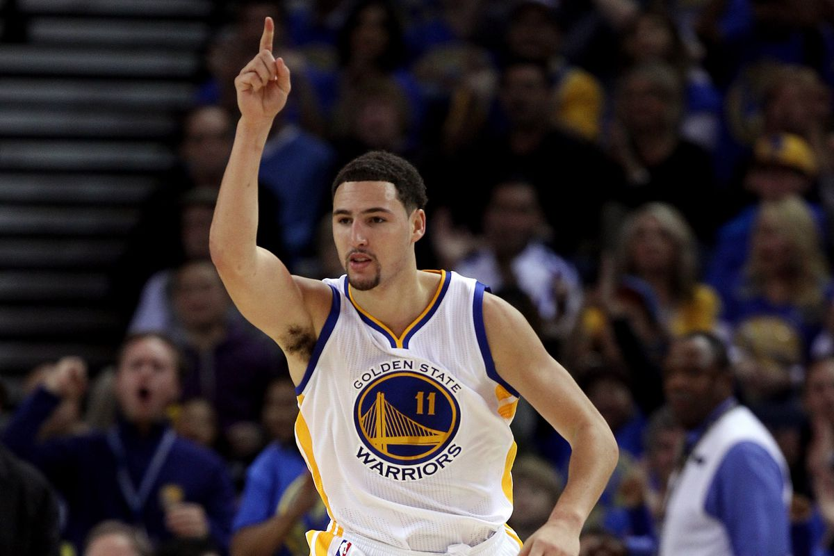 Klay Thompson was the best player from the Pacific Northwest this weekend.