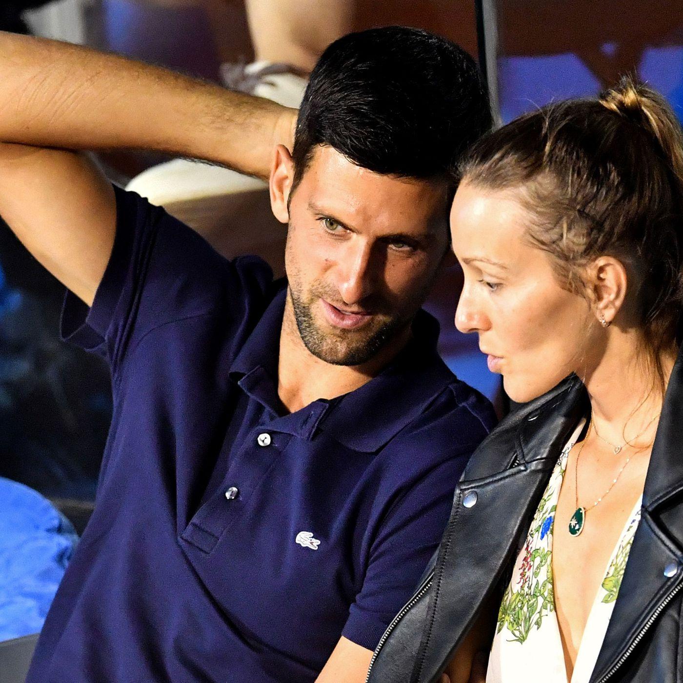 No 1 Novak Djokovic Wife Have Coronavirus After His Tennis Exhibitions Chicago Sun Times