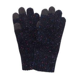 "<b>MUJI Touchscreen Nep Gloves</b> in navy, <a href=""http://www.muji.us/store/touchscreen-nep-glove-unisex.html#"">$21.95</a>"