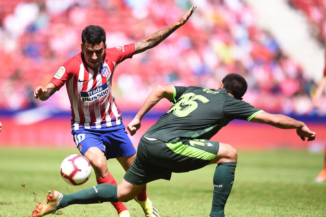 Getafe-Atlético Madrid: Time, TV, streaming and how to watch LaLiga matchday 5