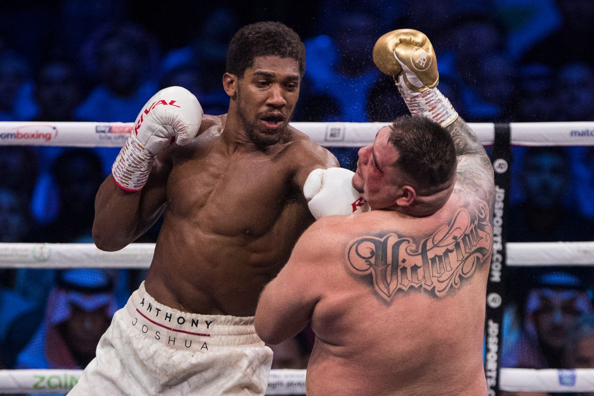 Boxing Saudi Arabia - Andy Ruiz Jr vs Anthony Joshua