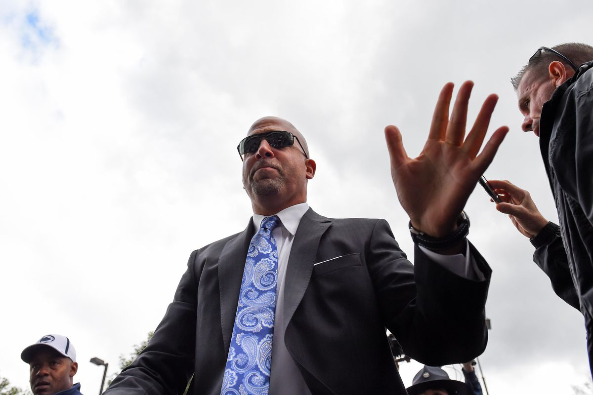 Texas A&M potentially looking at Penn State's James Franklin