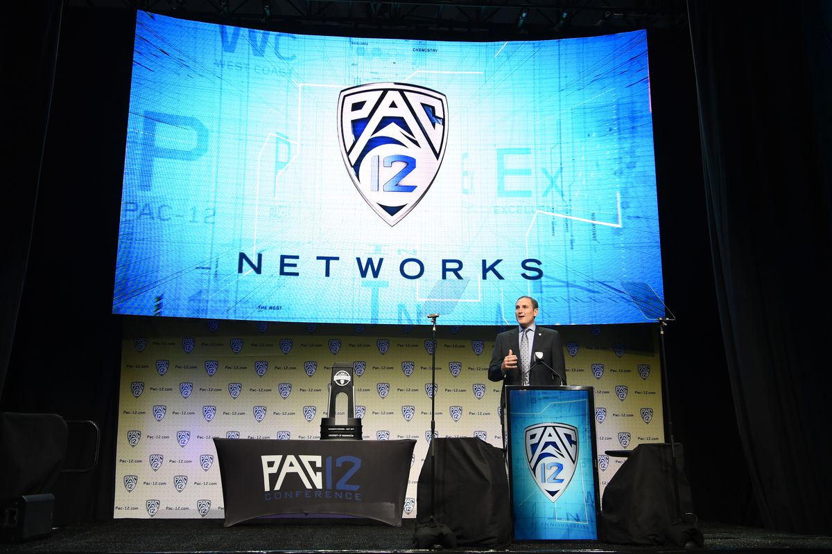 COLLEGE FOOTBALL: JUL 26 Pac-12 Media Day