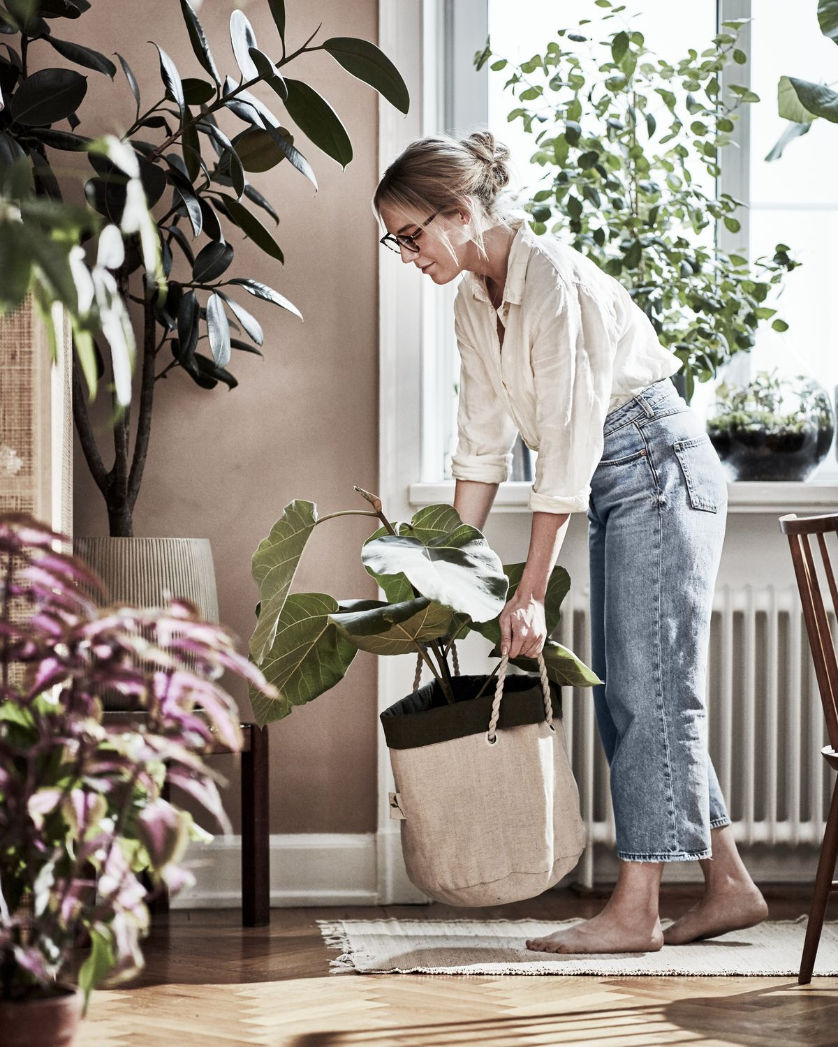 Ikea S New Botanisk Collection Wants To Spruce Up Your