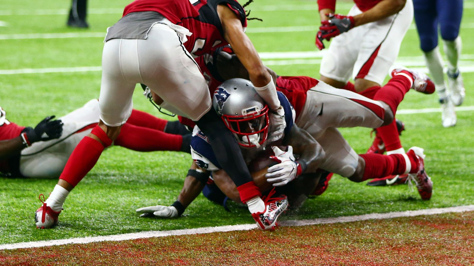 Super Bowl Film Review: James White scores the game winner