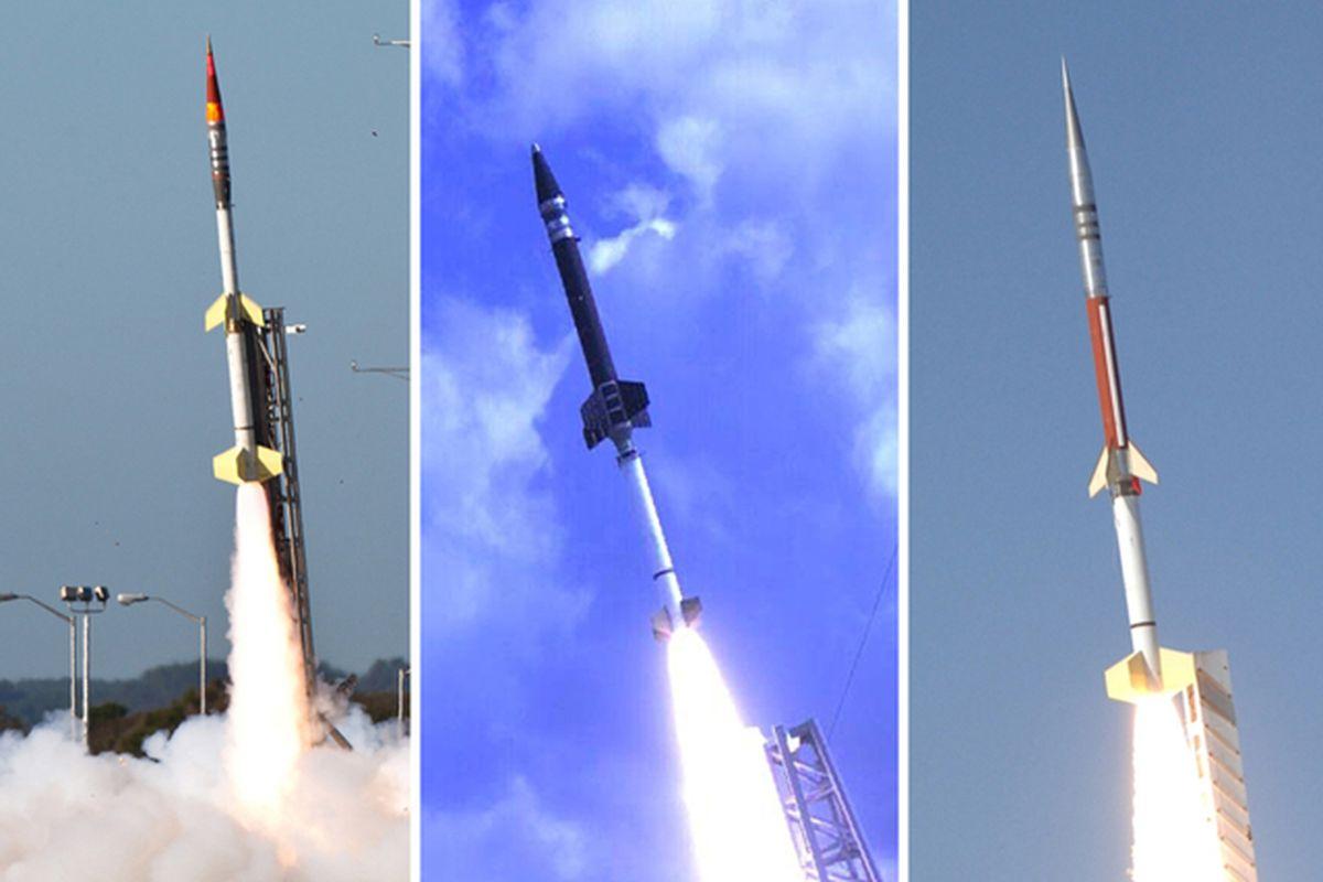 NASA Atrex Mission Rockets 640