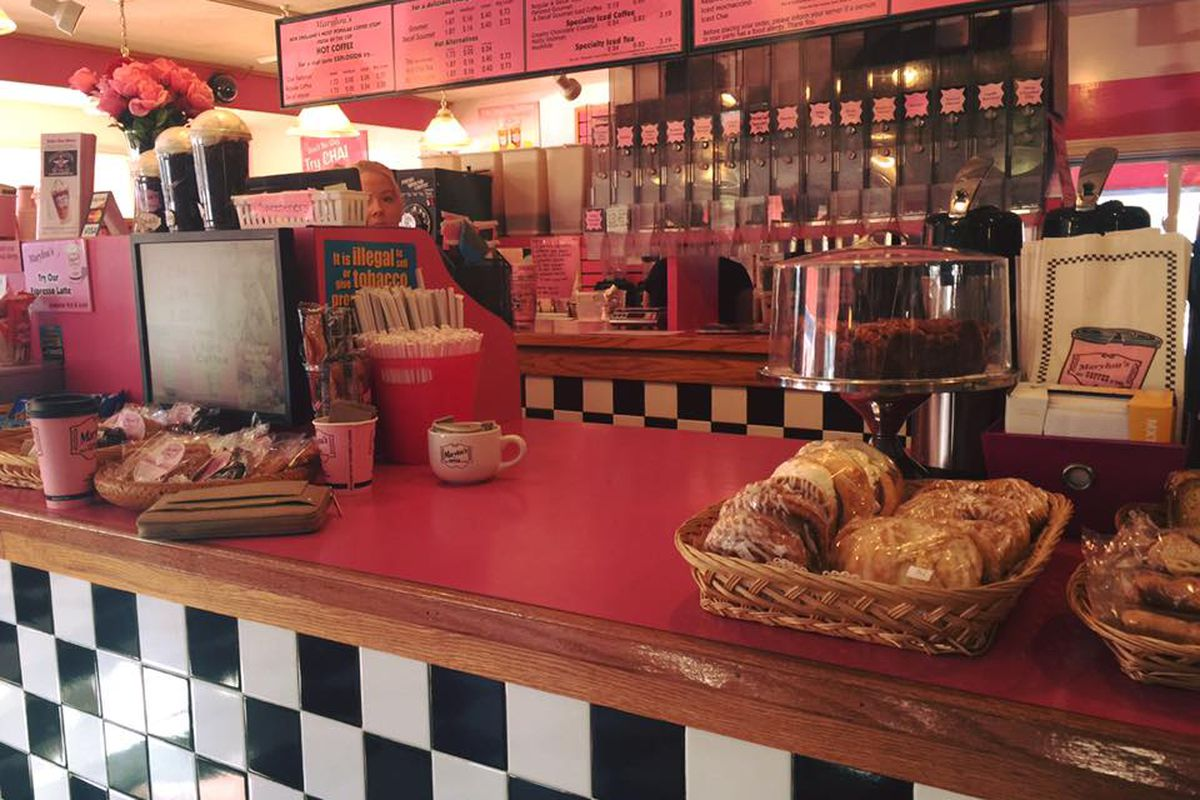 Marylou's Coffee in Sandwich