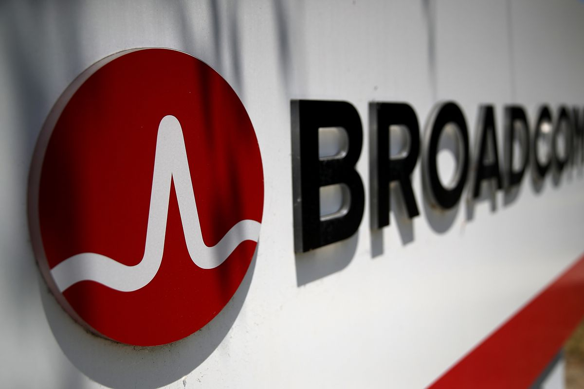 The European Union is investigating Broadcom for anti