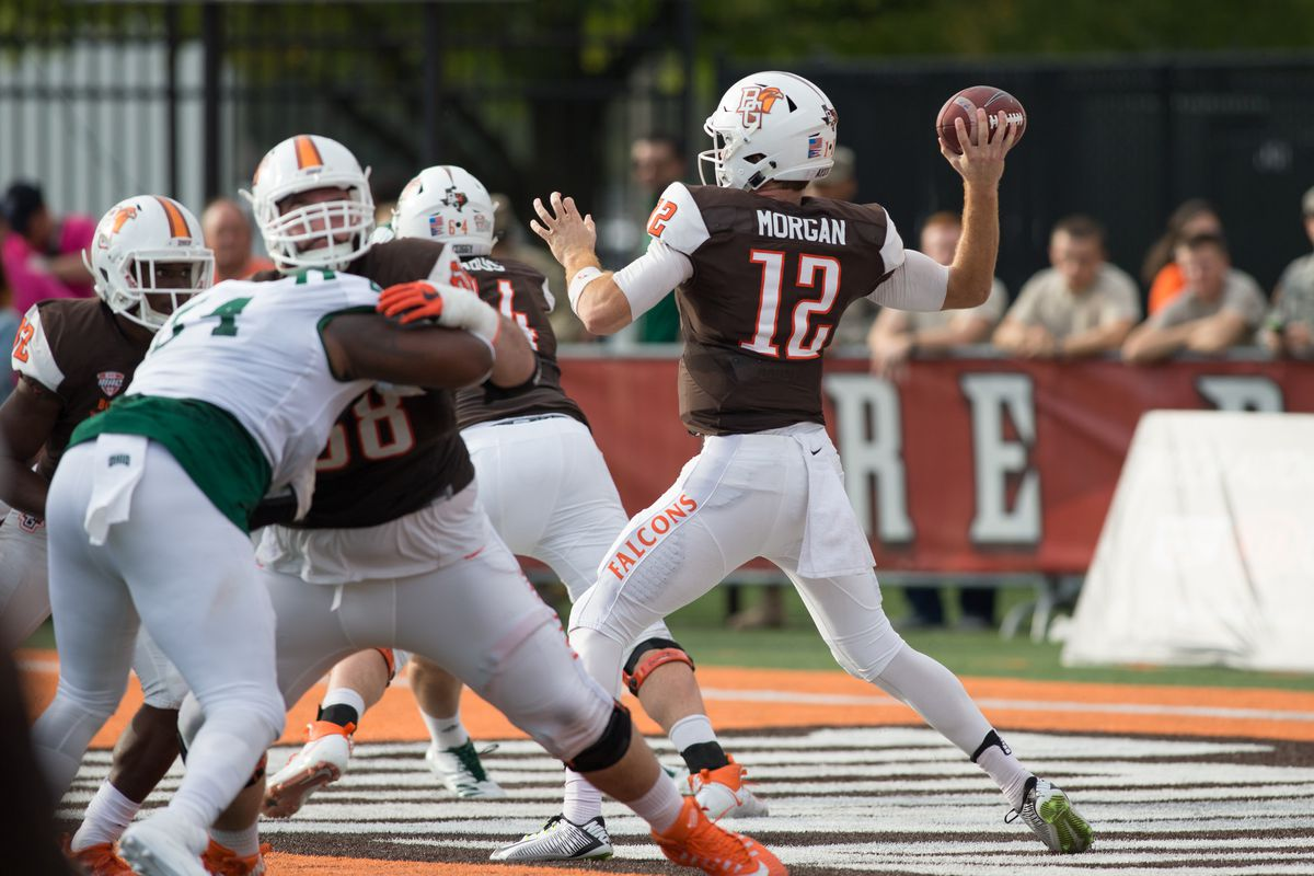 COLLEGE FOOTBALL: OCT 14 Ohio at Bowling Green