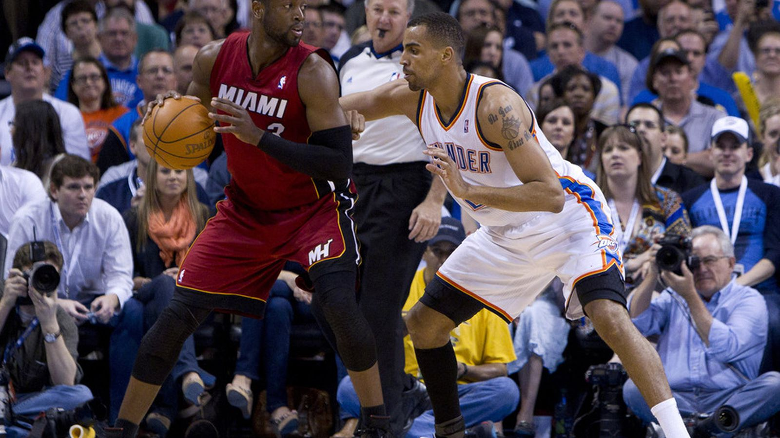 2012 NBA Finals, Thunder vs. Heat: Game One Time, TV ...