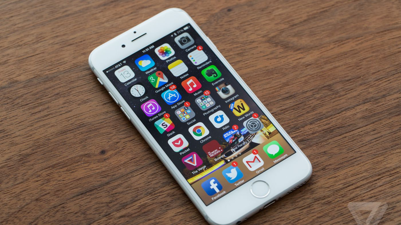 Latest iOS 10 update has significantly reduced iPhone 6 and 6S