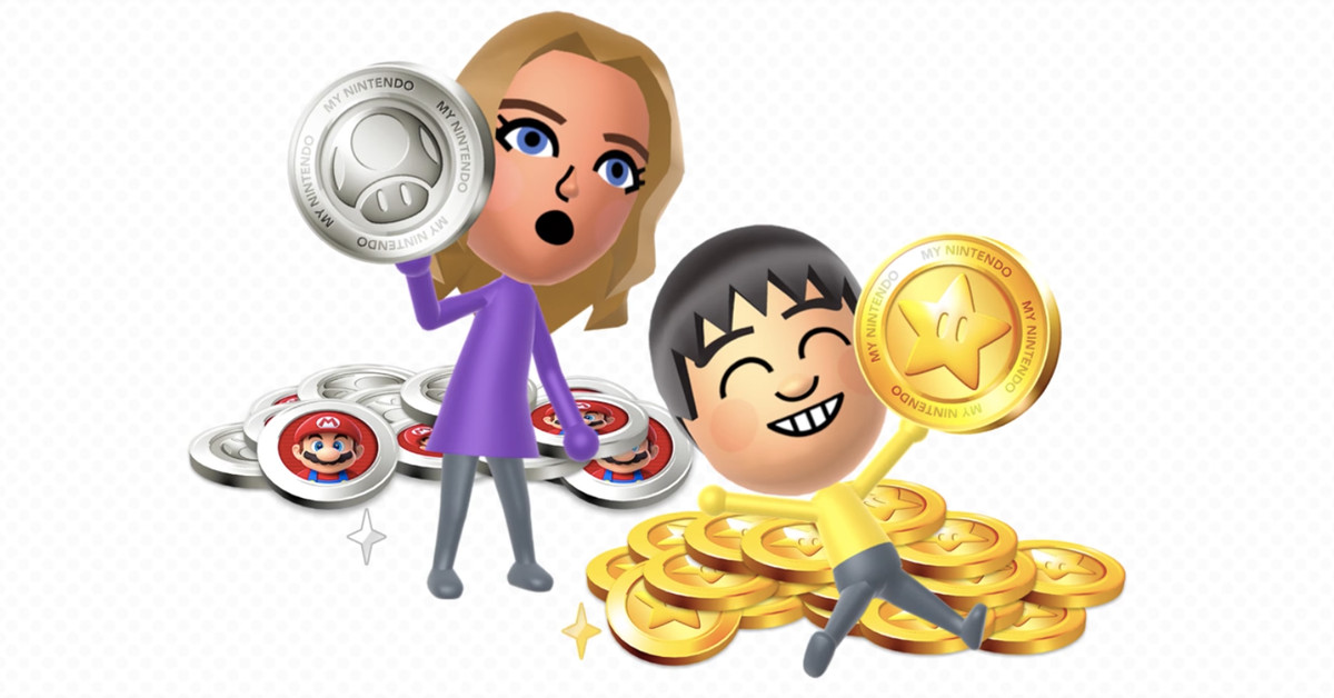 Switch games can soon be bought with My Nintendo coins