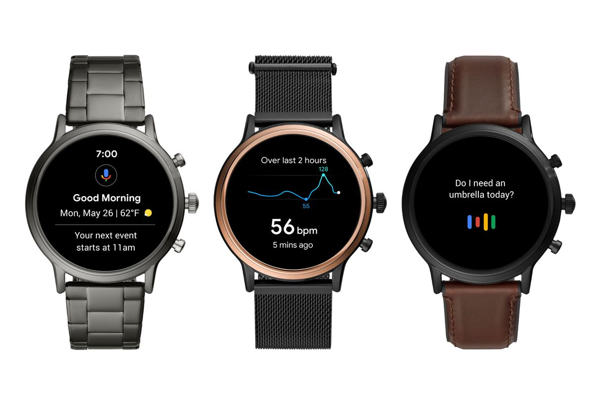 Fossil Gen 5 Smartwatch (MOBHouse Productions)