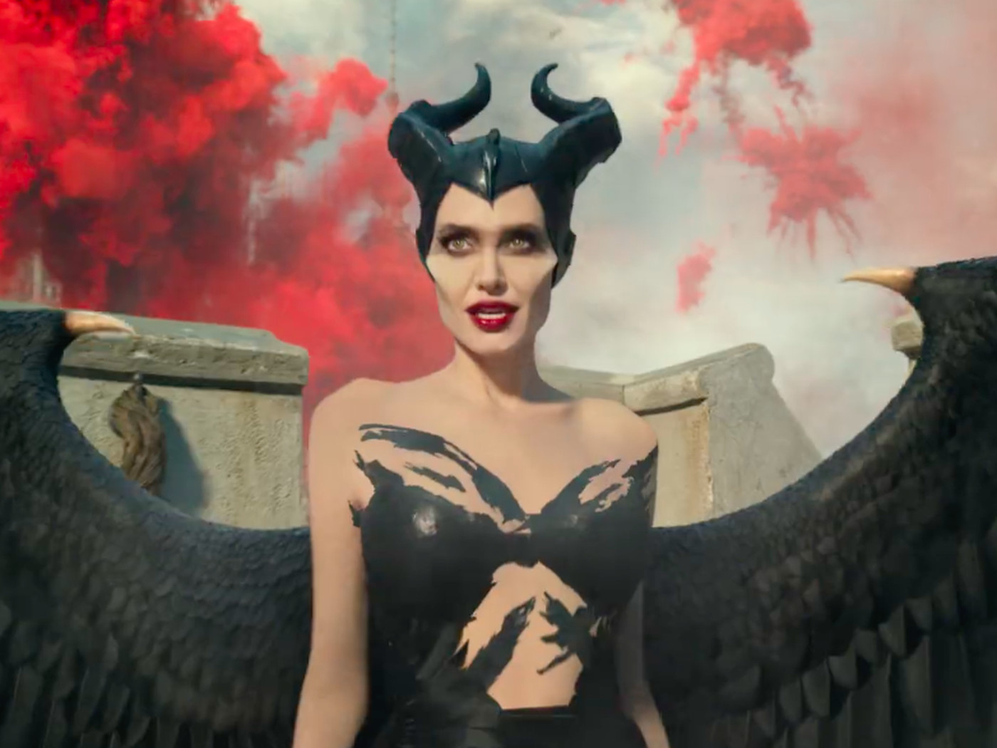 Angelina Jolie Is Back In First Maleficent Mistress Of Evil