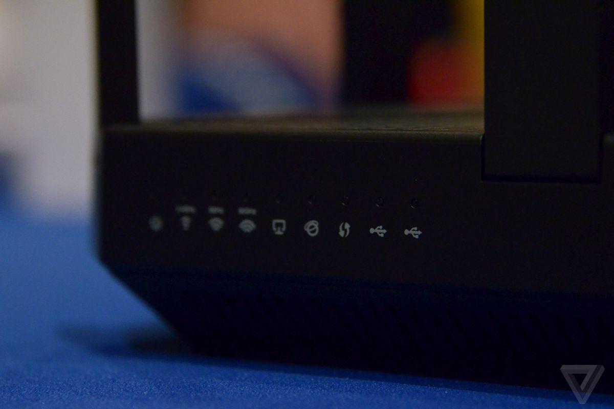 TP-Link Talon AD7200 router