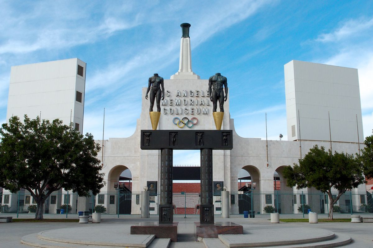 Usc Sells Memorial Coliseum Naming Rights To United