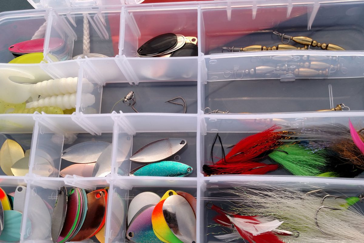 Interchangeable parts for lures: The audacity of an idea coming