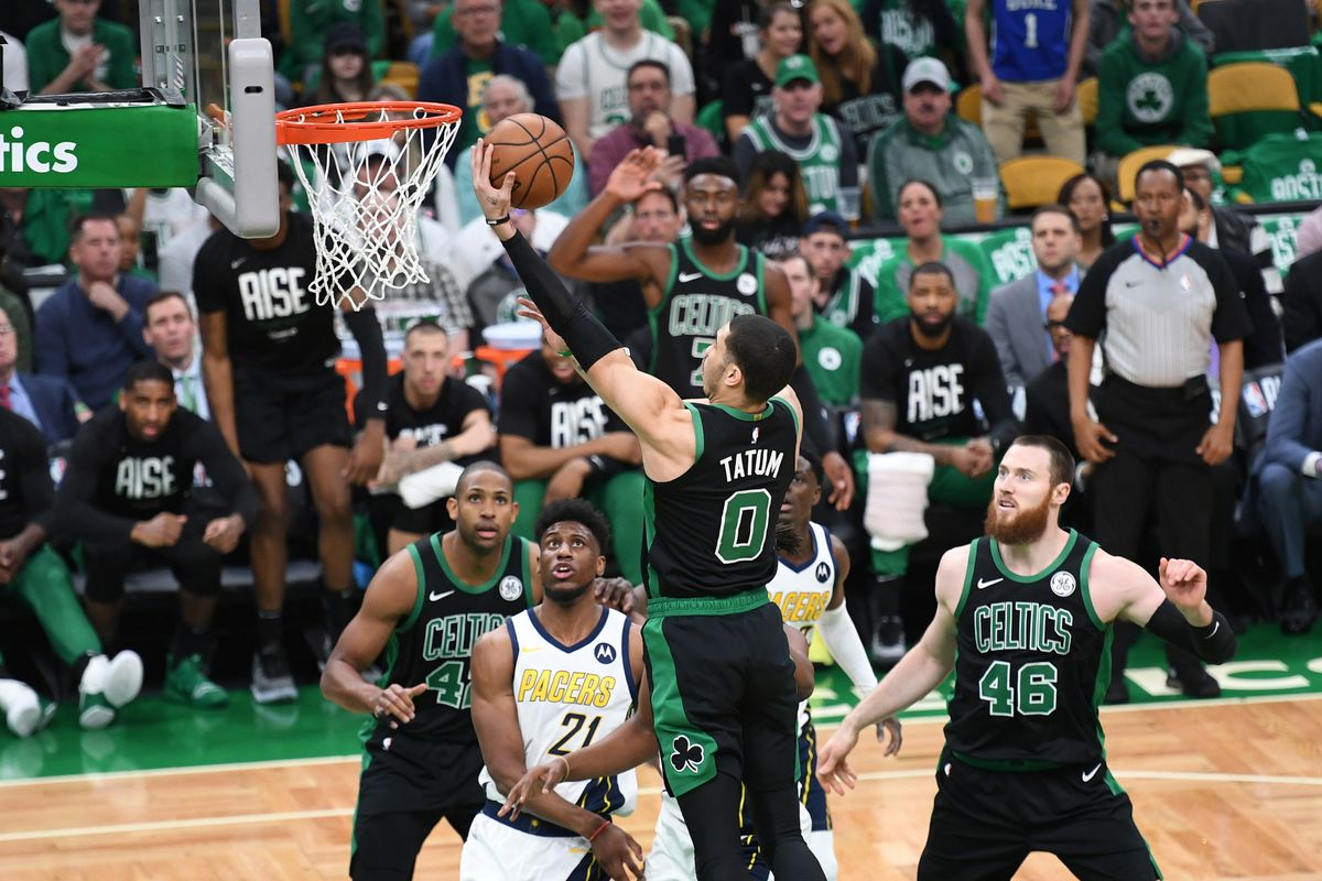 Huge third quarter leads Boston Celtics over Indiana Pacers