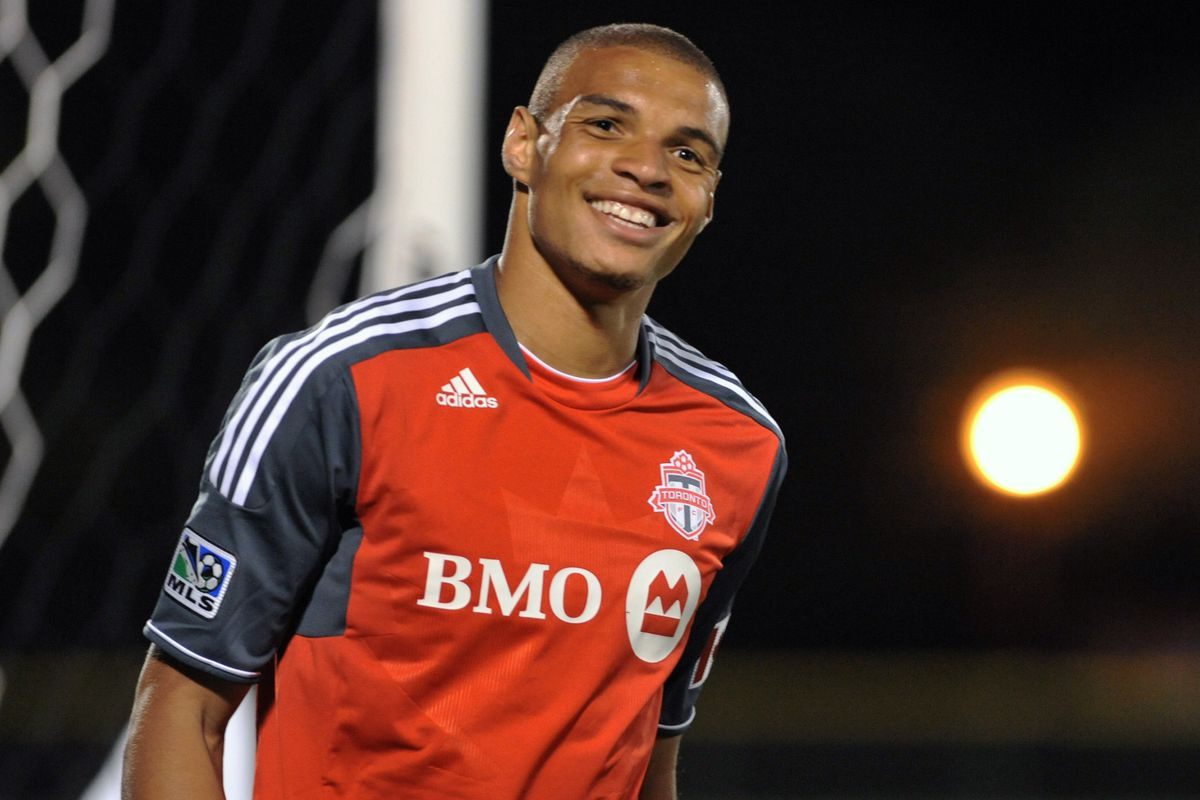 Taylor Morgan is one of three new signings for Toronto FC