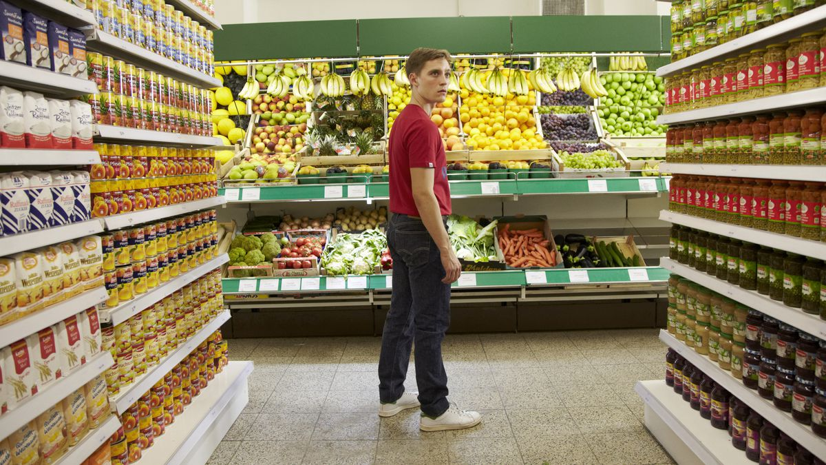 On Deutschland 83, a grocery store can provide extreme culture shock.