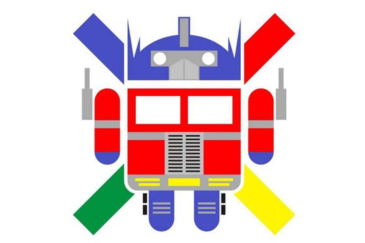 Transformer Prime Google art
