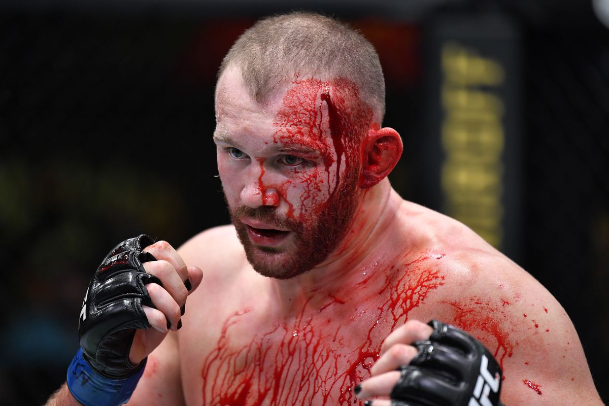 UFC Fight Night: Tafa v Vanderaa