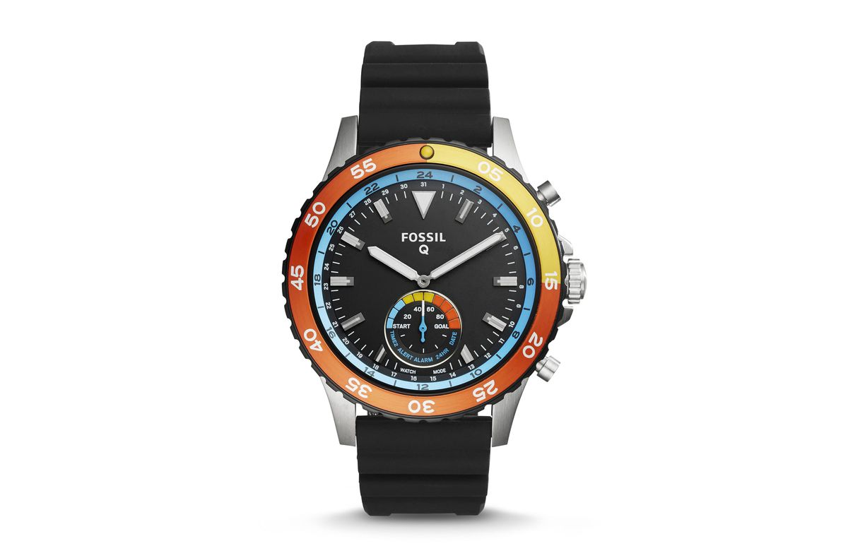 Fossil Smart Analog watch